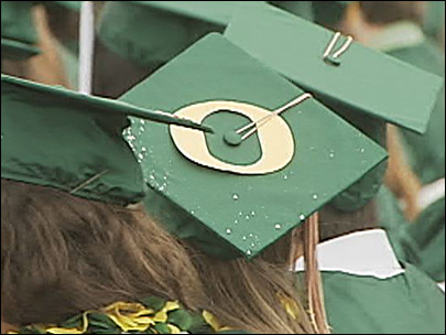 University of Oregon Spring Commencement Info
