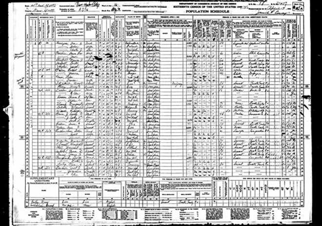 1940 NY census records are now searchable by name