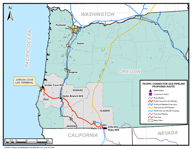 Pipeline developers seek new approval
