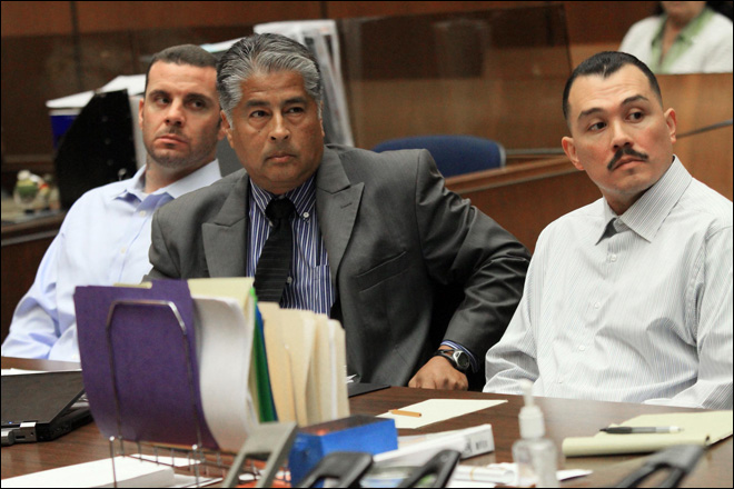 Judge: 'Cowards' get prison for Dodger Stadium Giants fan attack