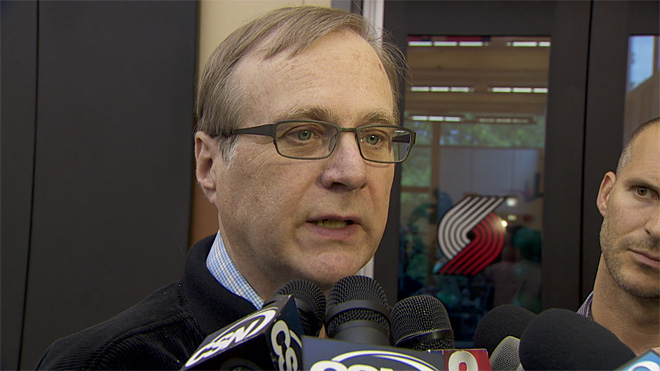 Paul Allen: &#39;The team&#39;s not for sale&#39;