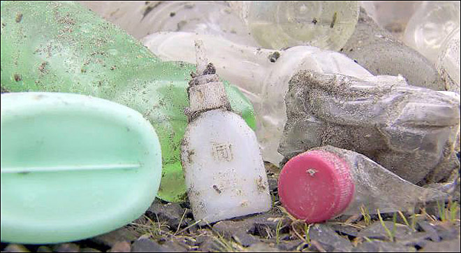 Couple finds more tsunami debris