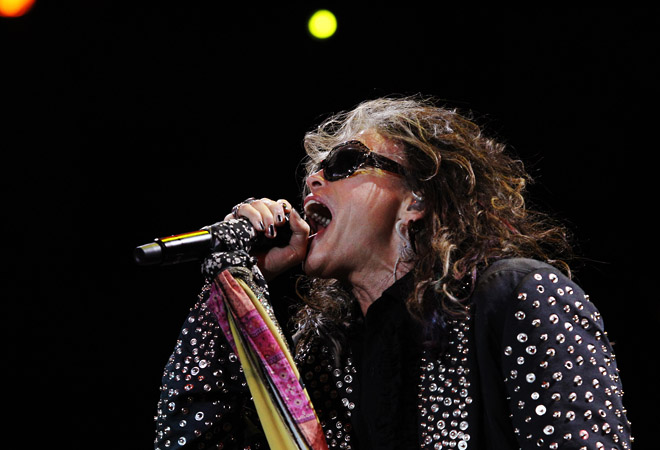 Aerosmith Global Warming Tour