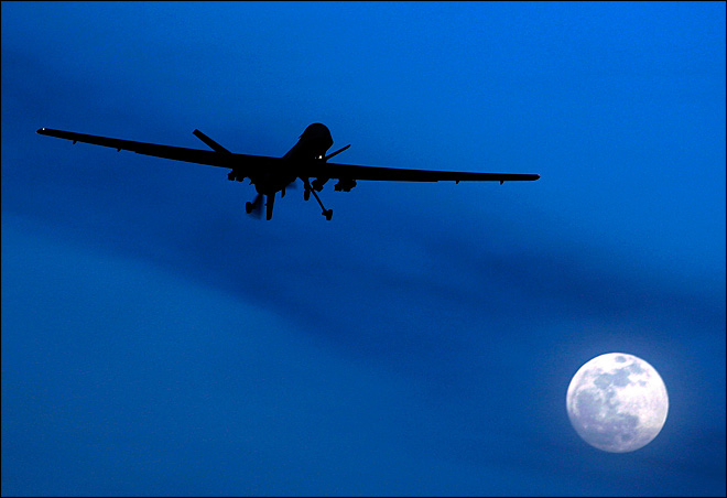 More questions than answers on government's drone program