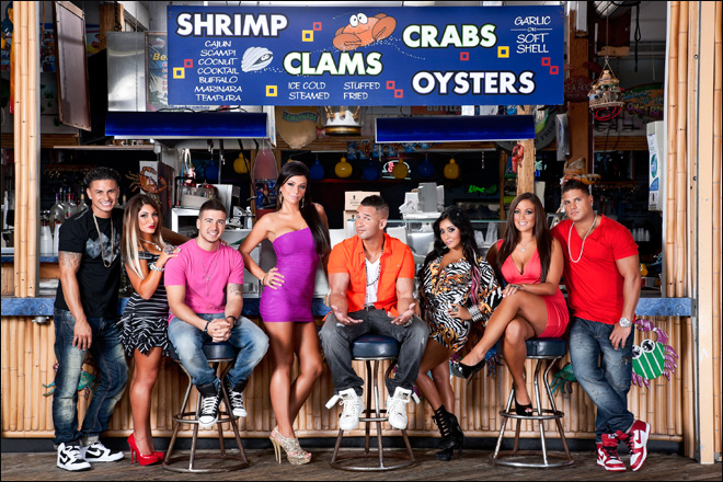 GTC (Go to court) time for 'Jersey Shore' cast