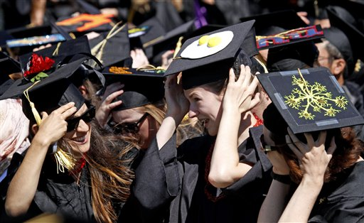 Oregon State Graduation