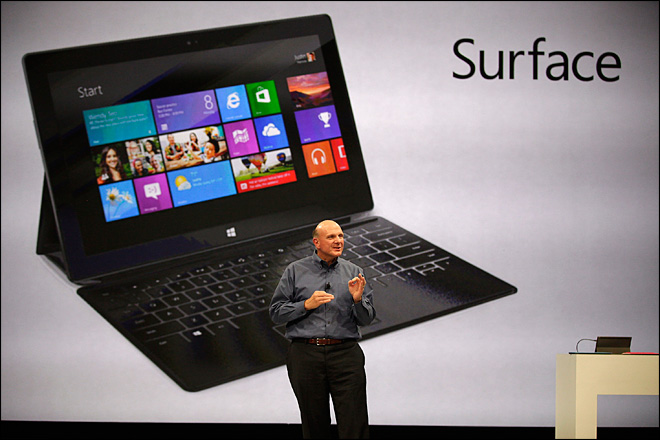 Will Surface finally end Microsoft's tortured tablet history?