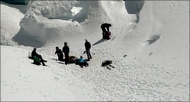 Mount Hood Rescue