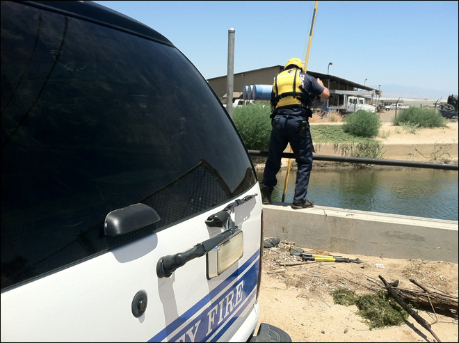 Young boy's body pulled from Bakersfield canal