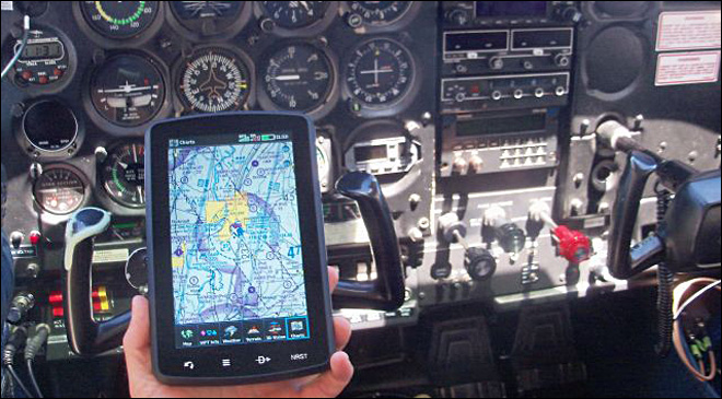 Fish and Wildlife planes updated with new GPS units