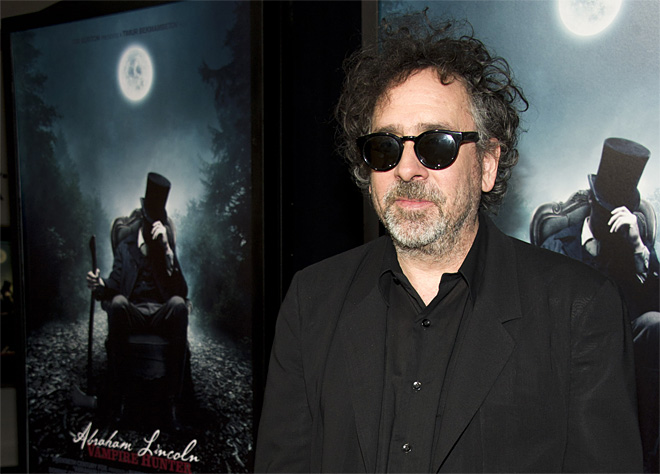 Abraham Lincoln Vampire Hunter Premiere