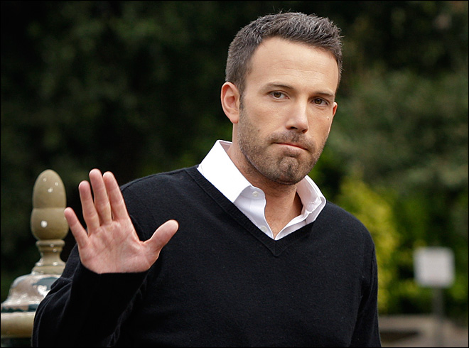Ben Affleck happy to no longer be paparazzi target