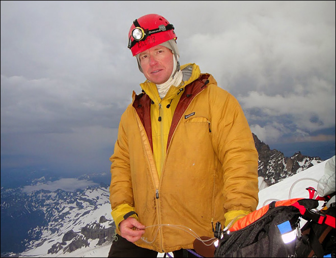Park ranger dies during Mount Rainier rescue attempt