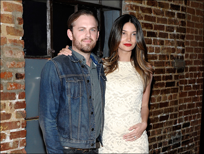 Baby girl for Lily Aldridge, Caleb Followill