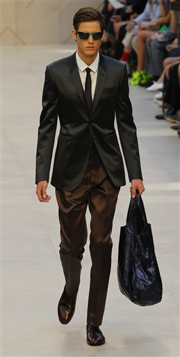 Italy Fashion Burberry Prorsum
