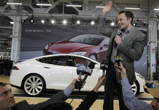 Tesla's Big Test