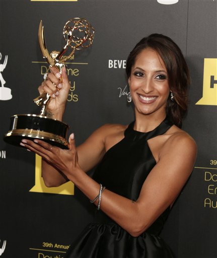 The Daytime Emmy Awards Press Room