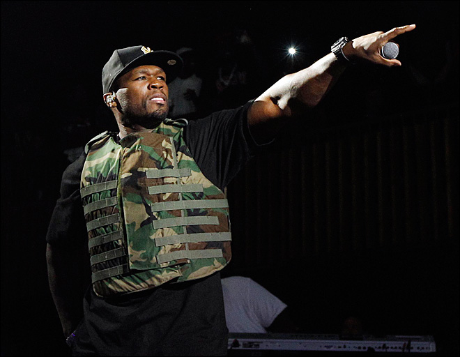 50 Cent in car accident, released from hospital