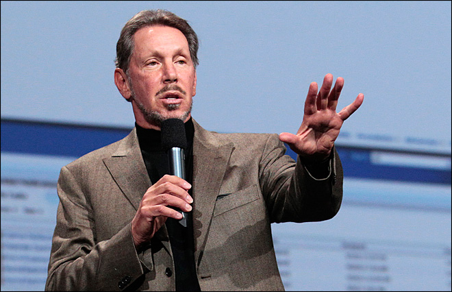 Oracle CEO to experiment on his Hawaiian island