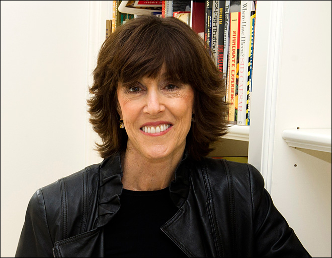 Nora Ephron, author of 'Sleepless in Seattle,' dies at 71