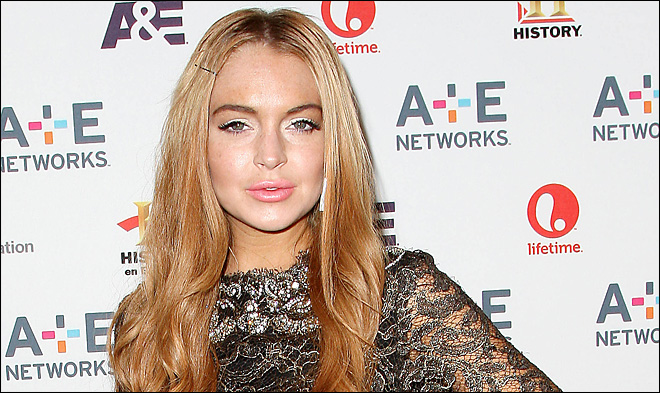 Lindsay Lohan takes new film role