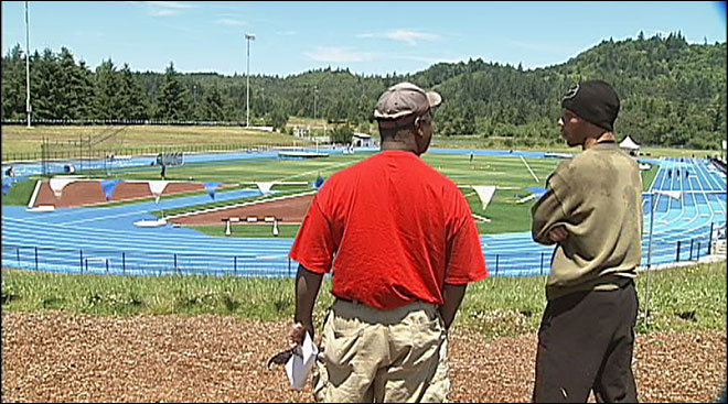 LCC hosts TrackTown12 training facilities