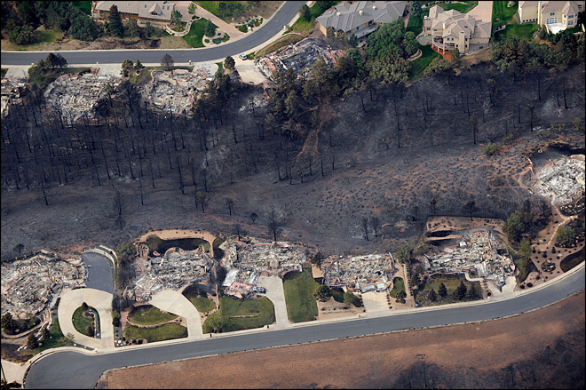 Mayor: Colorado Springs fire destroys 346 homes