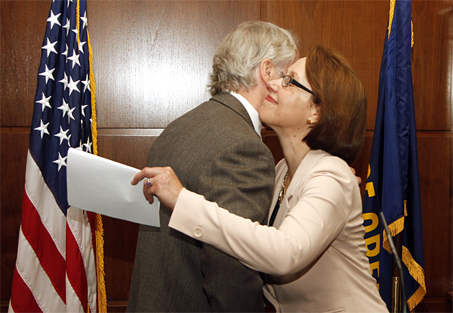 Rosenblum Takes Office