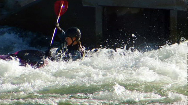 Boise whitewater park continues popular rapids run: 'It's sweet'