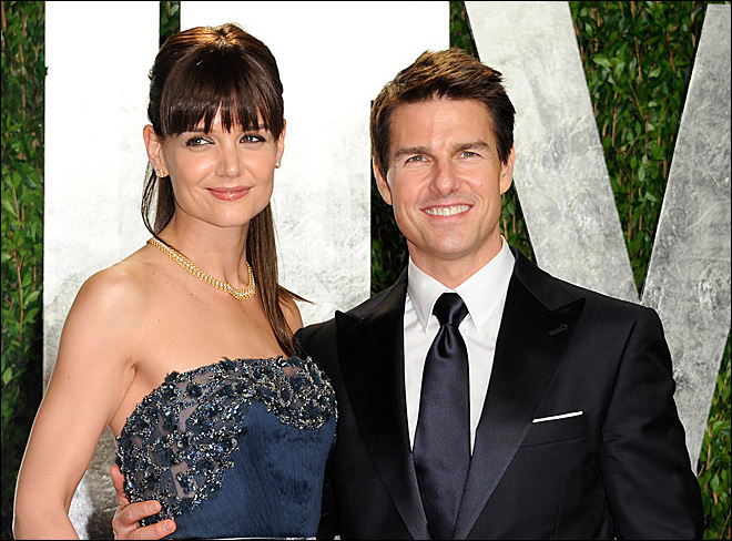 Tom Cruise and Katie Holmes call it quits