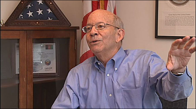 DeFazio: 'People might not agree with me, but they know where I stand'