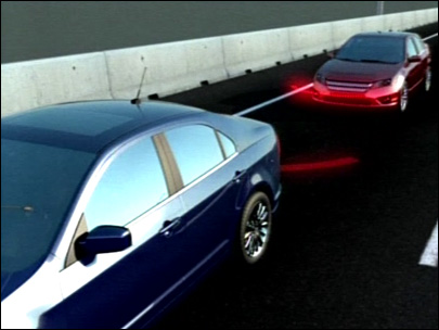 Crash-avoidance technology could lower insurance rates