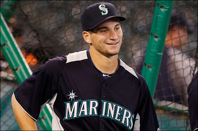 Mariners' Zunino excited to start pro career