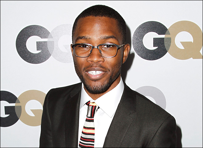 R&B singer Frank Ocean cited for pot possession