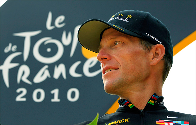 Lance Armstrong: Immunity report confirms doping 'vendetta'