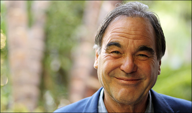 Oliver Stone: Good old USA has world's best weed