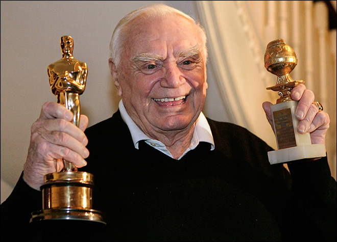 Oscar-winning star Ernest Borgnine dies at 95