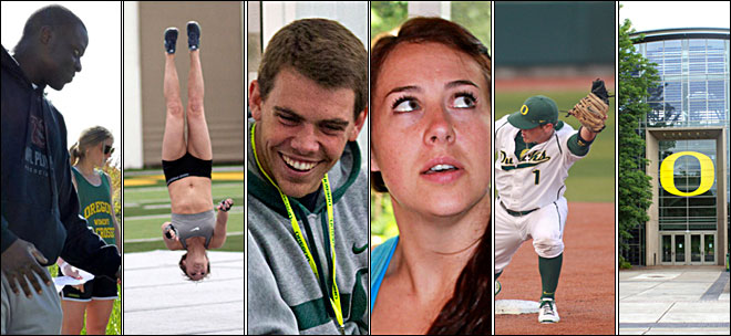 University of Oregon Sports Media Workshop