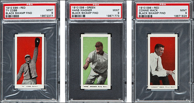Baseball cards found in Ohio sell big at auction