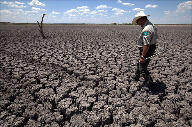 Megadrought: Worst dry spell in 800 years may be the new normal