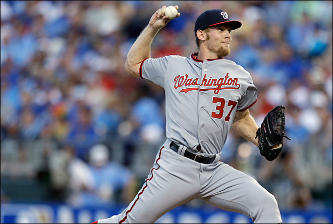 'National' dilemma: What to do about ace Strasburg?
