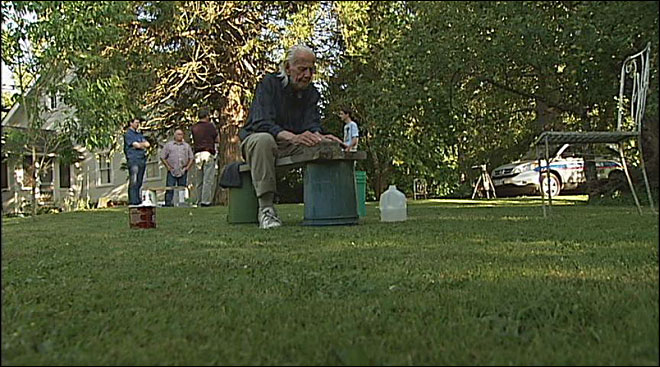 Man who invented Dobsonian telescope teaching craft in Oregon