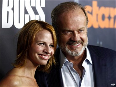 Kelsey Grammer and wife announce birth of daughter