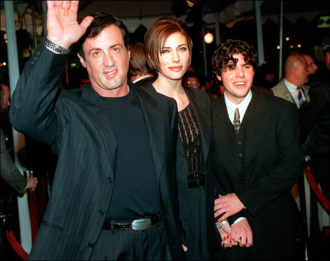 Son of Sylvester Stallone dies in LA
