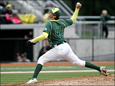 Duck baseball team finds its wings