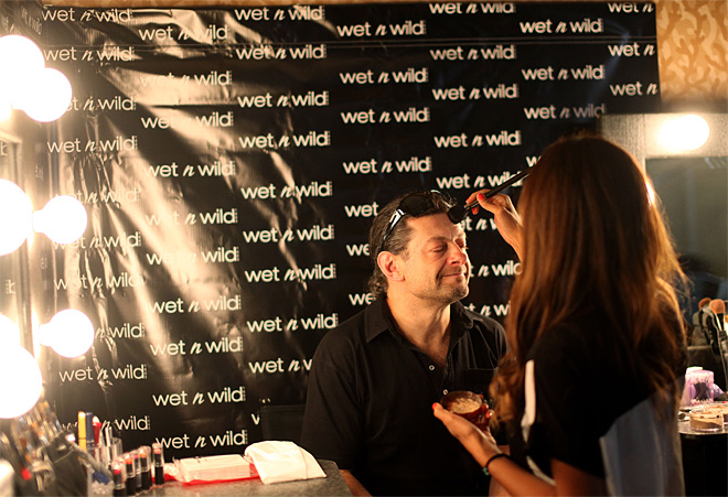 The Monster Energy Wet N Wild Video Lounge at Comic Con