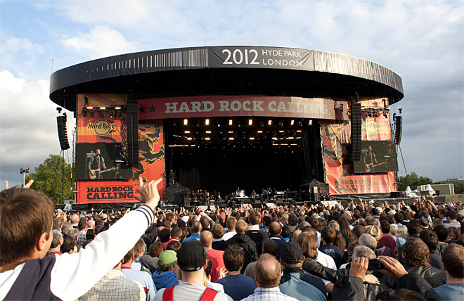Britain Hard Rock Calling