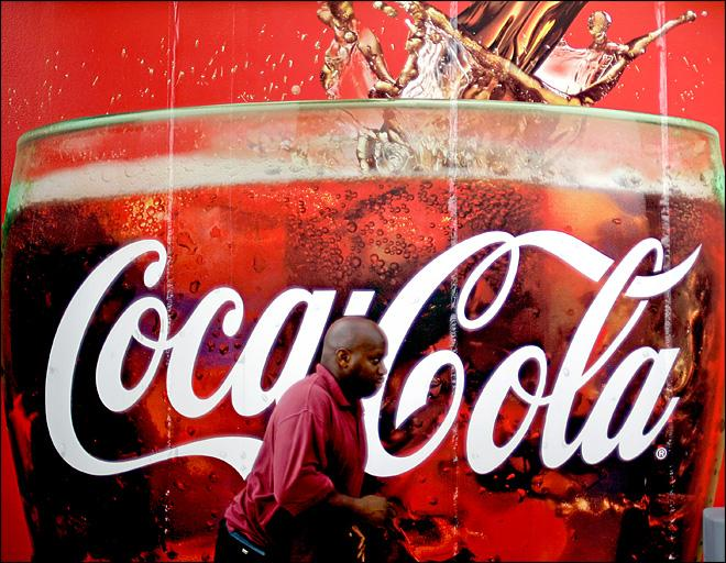 Coca-Cola's profit rises on emerging markets