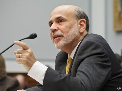 Bernanke: Fed's efforts have helped the economy