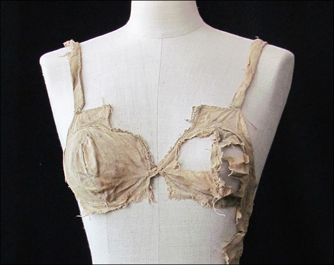 Discovery shines new light on history of the bra